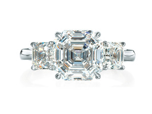 Kiss My (Royal) Asscher…