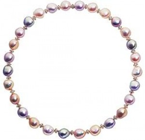 "Schoeffel Freshwater ""Daylight"" Necklace, $17,000 Retail"
