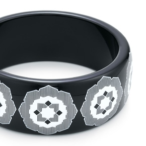 Zellige Cuff by Paloma Picasso for Tiffany and Co., $150 Retail